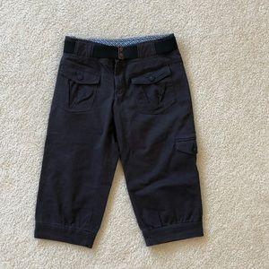Anthropology Capri pants size 4